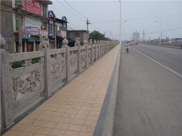 青石栏板图片
